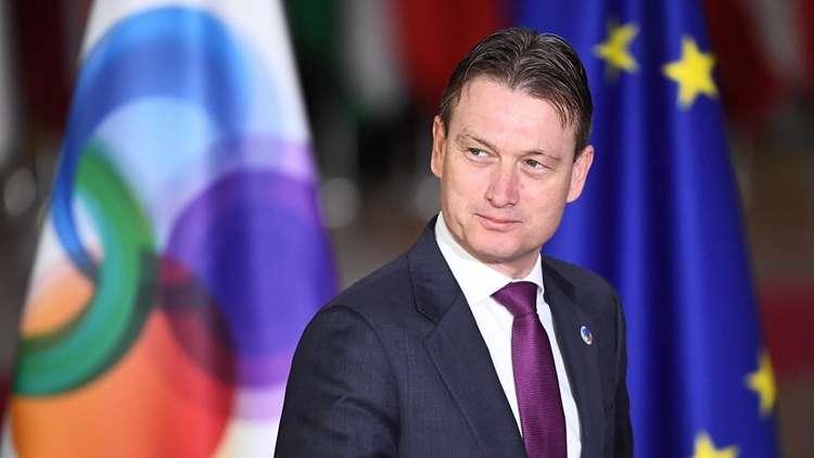 وزير خارجية هولندا في ورطة بسبب الكذب حول اجتماع مع بوتين