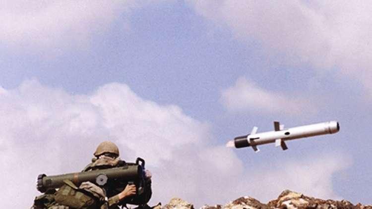 لاتفيا تشتري صواريخا مضادة للدروع من إسرائيل