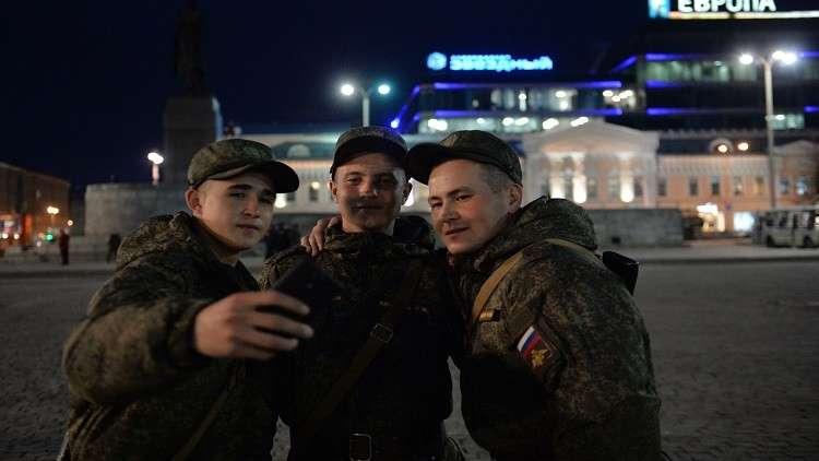 الدفاع الروسية تتخذ خطوة احترازية لمنع تسرب المعلومات