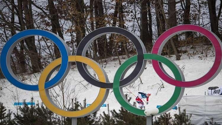 ضبط أول حالة تناول منشطات في الأولمبياد الشتوي