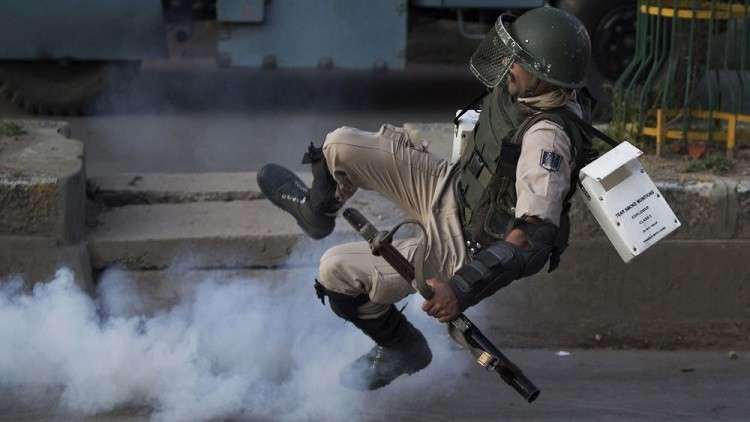 ارتفاع عدد ضحايا الهجوم على معسكر هندي في كشمير إلى 10 قتلى