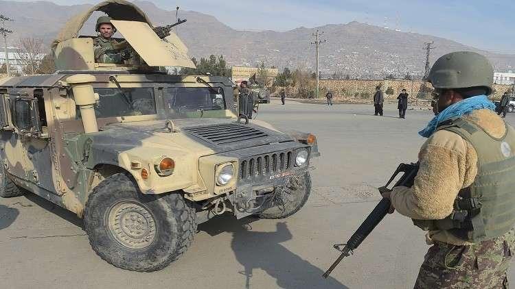 مقتل 14 عنصرا من طالبان بمداهمات أمنية في أفغانستان