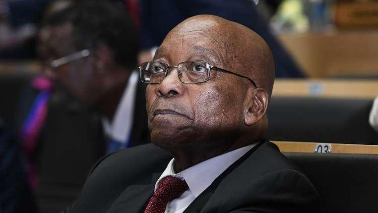 جنوب أفريقيا.. الحزب الحاكم يبلغ الرئيس زوما رسميا بعزله من منصبه
