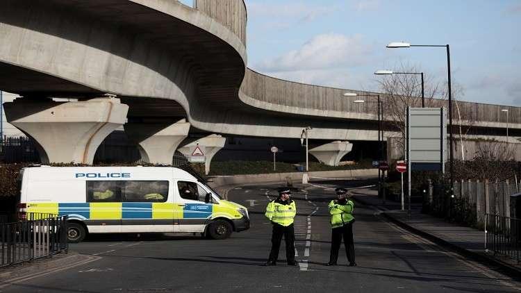 وسائل إعلام: الشرطة البريطانية تتعامل مع