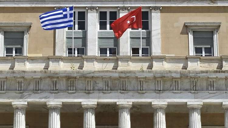 اليونان تستدعي السفير التركي بعد حادثة في بحر إيجه
