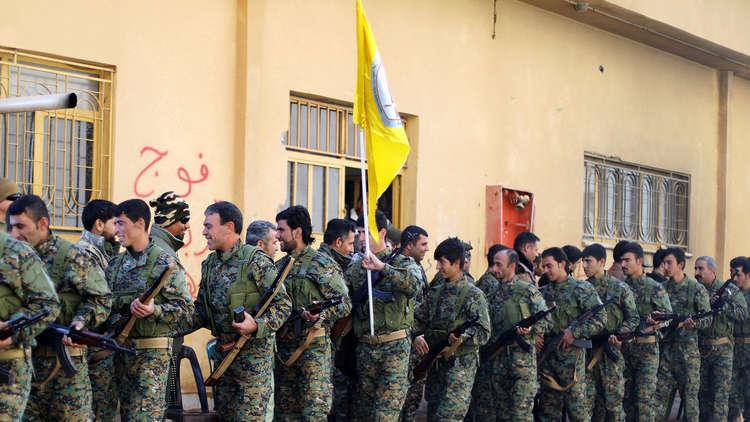 قوات سوريا الديمقراطية تنفي تمركز مسلحيها بين الأحياء السكنية في عفرين