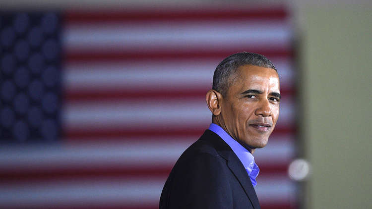 العثور على مسحوق أبيض مشبوه في مكتب أوباما