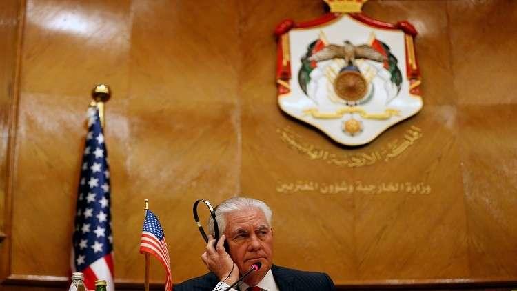تيلرسون: التصعيد بين إسرائيل ووكلاء إيران في سوريا يزعزع الأمن بالمنطقة