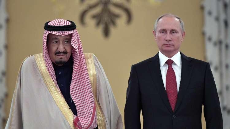 بوتين للملك سلمان: الأزمة حول قطر ليست في مصلحة استقرار الشرق الأوسط