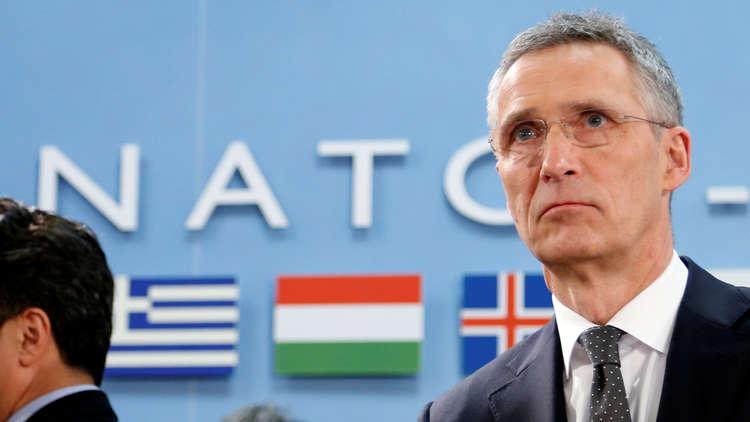 ستولتنبرغ: نتفهم دوافع تركيا الأمنية لشن عملية