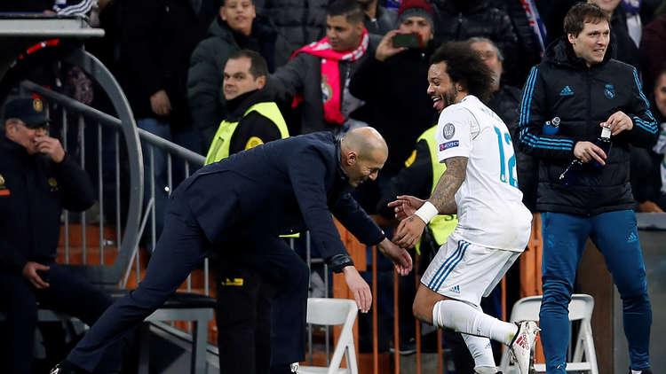 ريال مدريد يحول تأخره لفوز مثير على سان جيرمان في أبطال أوروبا 5a84b5dc95a59769428b4577