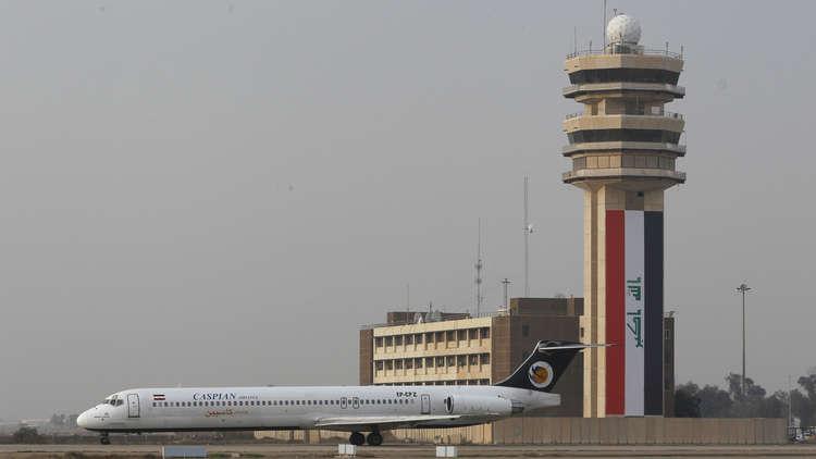 استئناف الرحلات الجوية بين بغداد وباكو