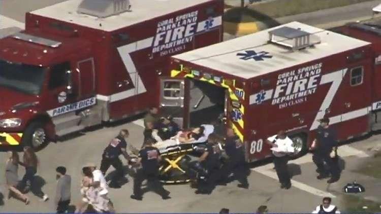 السفارة الروسية: مصدومون لحادث إطلاق النار في فلوريدا