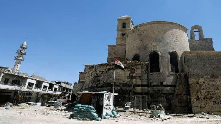بغداد طلبت المزيد لتحصل على القليل لإعادة إعمار العراق