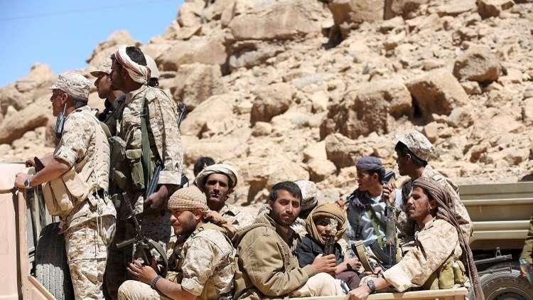 قوات هادي تواصل تقدمها على عدة جبهات  في اليمن
