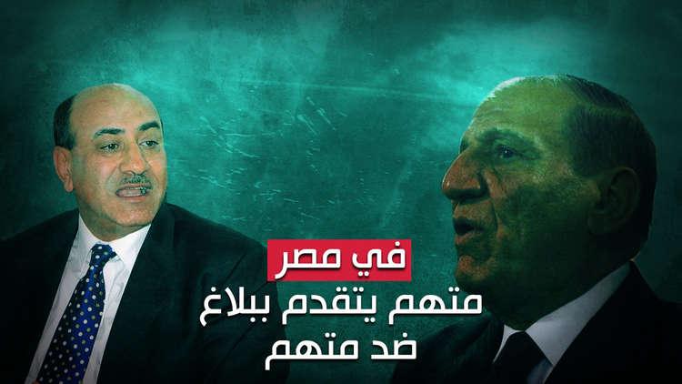 دراما رئاسية مصرية