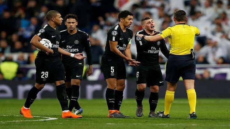 فريق درجة ثالثة في إسبانيا يسخر من سان جيرمان بعد الخسارة أمام الريال