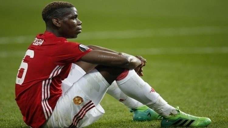بوغبا يسعى للرحيل عن مانشستر يونايتد