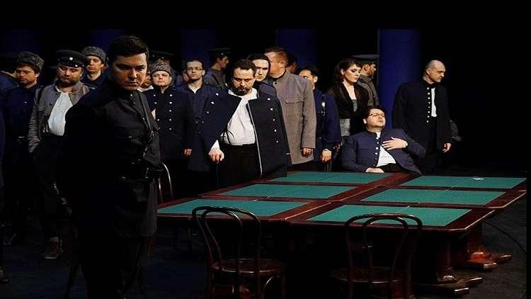 مسرح البولشوي في موسكو يعرض أوبرا