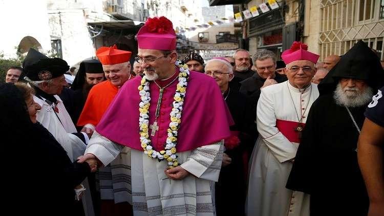مسؤولون من الكنيسة يرفضون حضور حفل لبلدية القدس