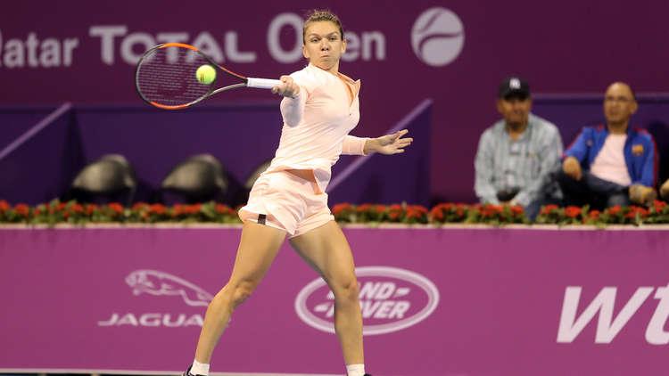 هاليب وموغوروزا إلى ربع نهائي بطولة قطر المفتوحة