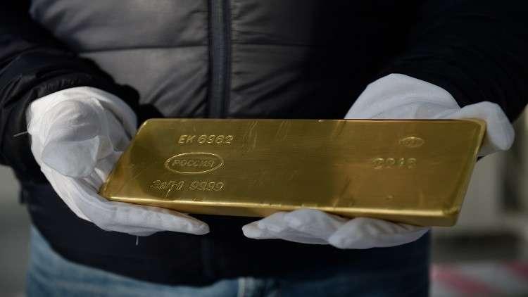 تعرف على احتياطات العرب الذهبية