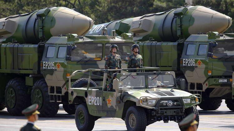 الصين تختبر قاتل حاملات الطائرات الأمريكية
