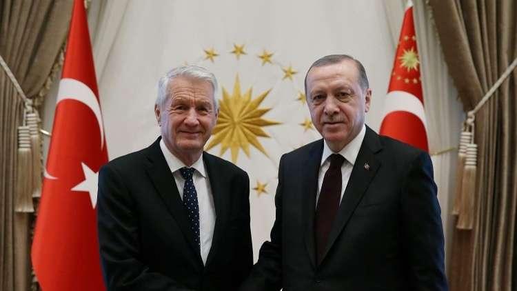 قلق أوروبي من حالة الطوارئ التي تفرضها تركيا