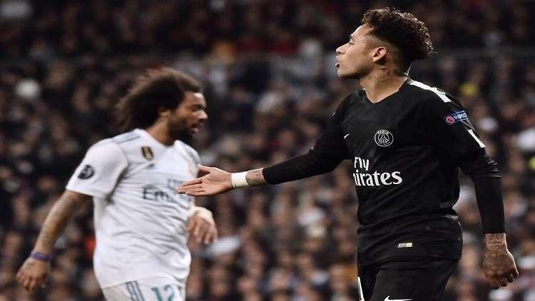 والد نيمار يهاجم منتقدي نجله بعد الخسارة أمام ريال مدريد