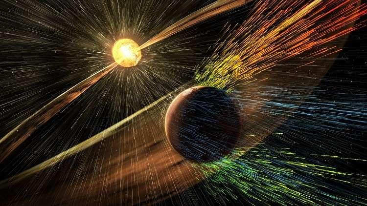 عاصفة شمسية شديدة في طريقها إلى الأرض اليوم