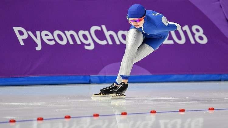 الروسية فارونينا تضيف ميدالية جديدة لبلادها في الأولمبياد