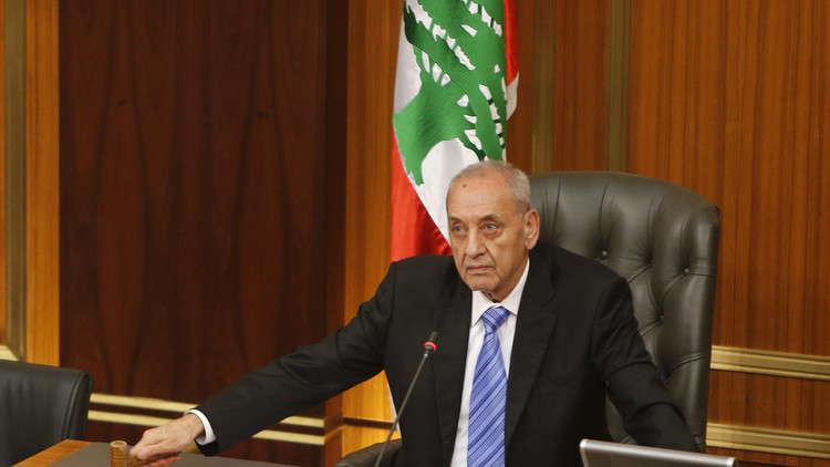 بري يرفض المقترح الأمريكي بشأن الخلاف البحري مع إسرائيل