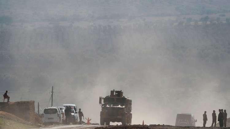 استمرار المفاوضات بين دمشق والوحدات الكردية حول عفرين