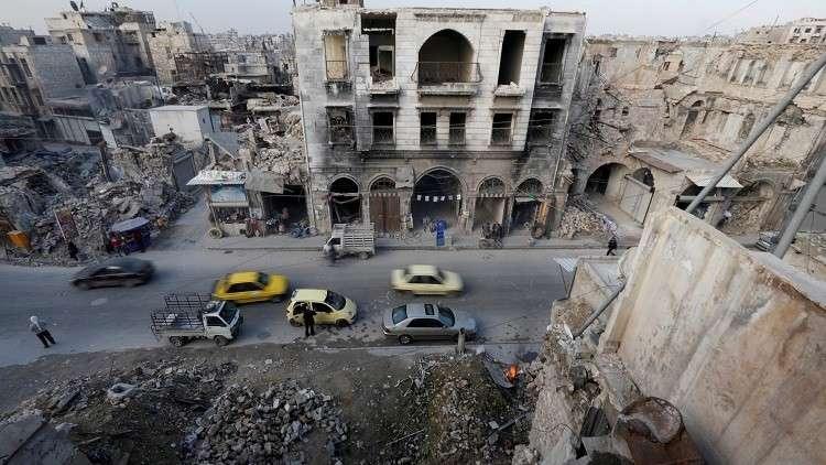 مسلحون يقصفون بالقذائف حي المحافظة في ريف حلب