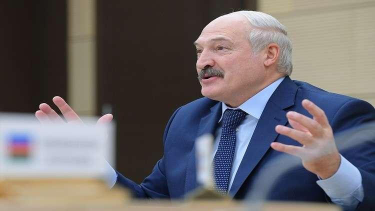 لوكاشينكو :بعض الدول تؤجج النزاع في أوكرانيا لتكتوي به روسيا وبيلاروس