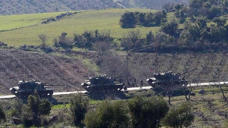 الإعلام الكردي: اتفاق بين دمشق والوحدات الكردية على دخول الجيش السوري عفرين