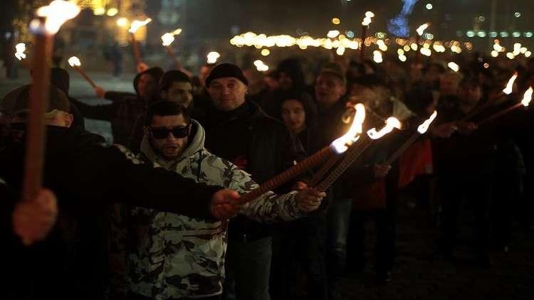 وزارة الخارجية البلغارية تدين مسيرة لليمين المتطرف