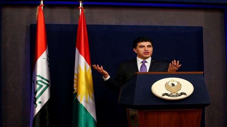 بارزاني: كردستان منفتح على روسيا ويتطلع لإبرام عقود مع