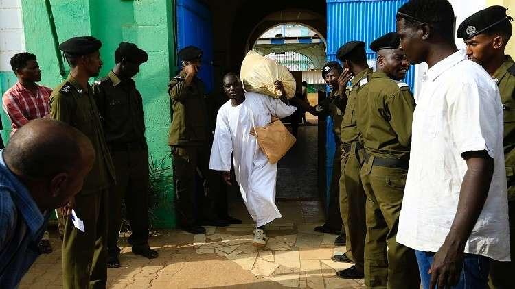 الإفراج عن معتقلين سياسيين في السودان