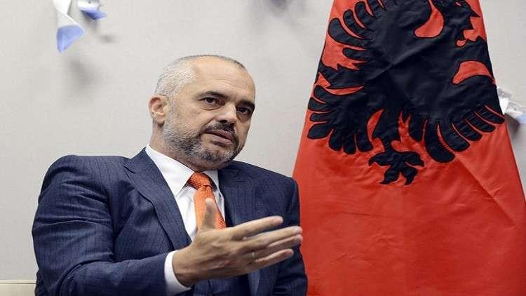 رئيس الوزراء الألباني يتطلع إلى الوحدة مع كوسوفو