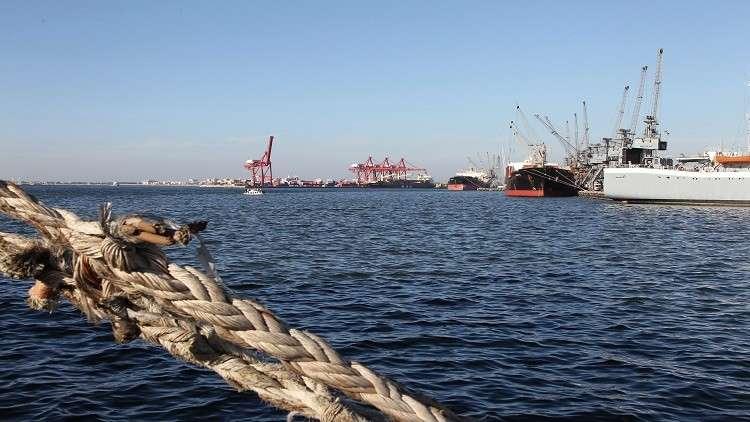 افتتاح خط تجاري بين سوريا وليبيا