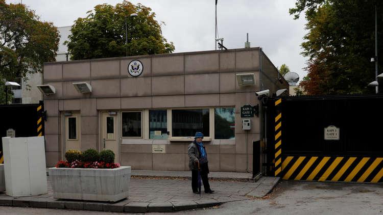 غصن الزيتون التركي على ناصية شارع السفارة الأمريكية!