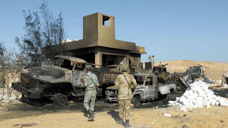 الكشف عن حقيقة ضربات القوات الجوية المصرية لمواقع في درنة الليبية