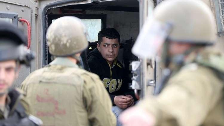 قوات الأمن الإسرائيلي تقتحم سجن