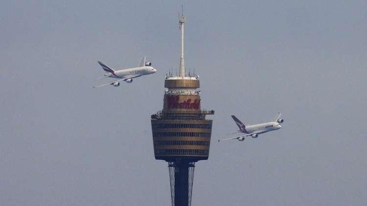 طيران الإمارات تستثمر أموالا طائلة في أرسنال