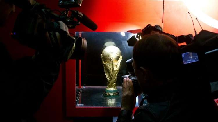 كأس العالم تودع فلسطين