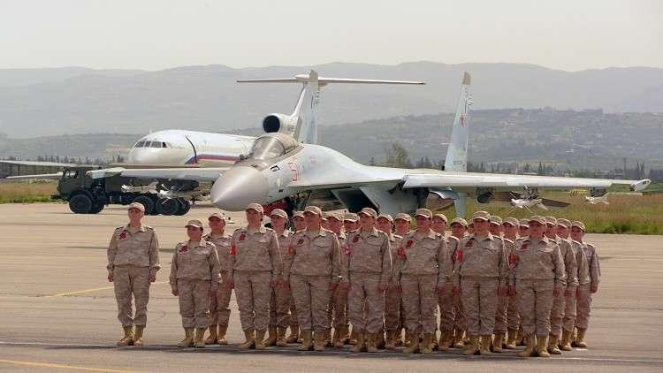 الجيش الروسي ينوي التشويش على الاتصال الخليوي في حميميم