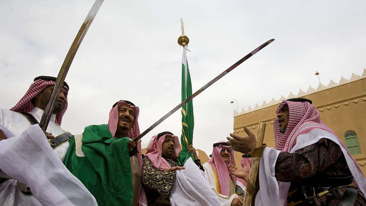 السعودية تزدهي اليوم بـ