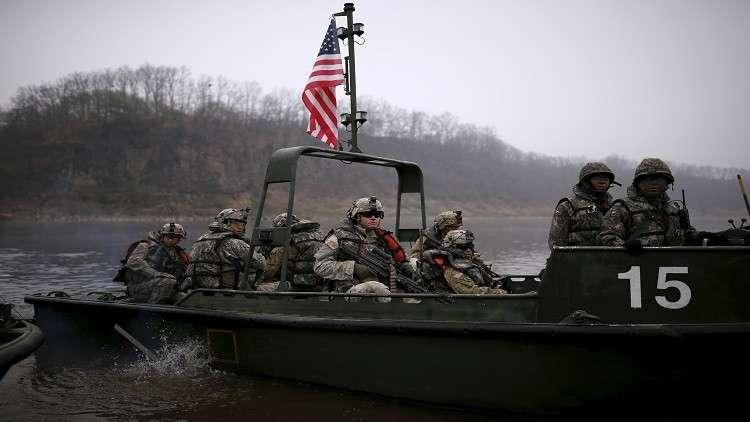 مناورات عسكرية أمريكية – كورية جنوبية بعد الأولمبياد الشتوي
