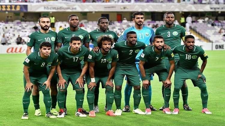 المنتخب السعودي يواصل استعداداته لمونديال روسيا
